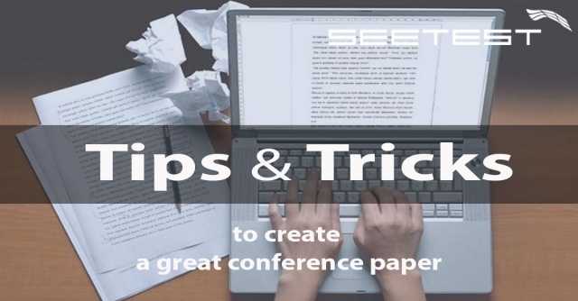 12 tips and tricks to create a great conference paper