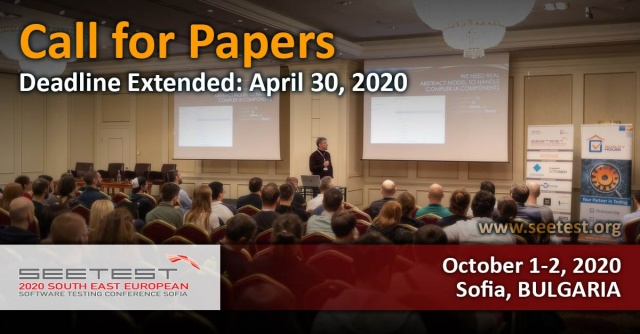 Call for Papers is extended!