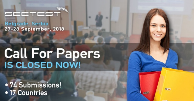 Call for Papers is now closed!